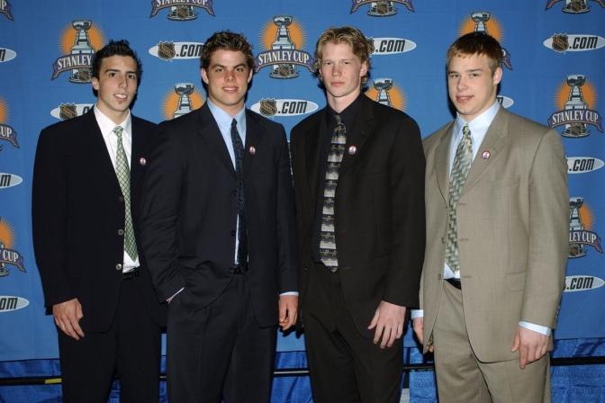Драфт НХЛ-2003 – великий. Он опять это доказал